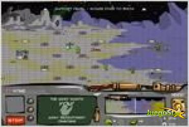 Juego  alien invasion invasion extraterrestre 3