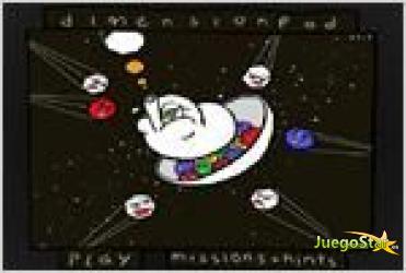 Juego  dimensionpod batalla espacial