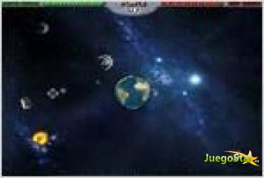 Juego  save the earth salvar a la tierra