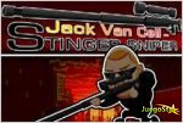 Juego  jack van cell  stinger sniper el francotirador