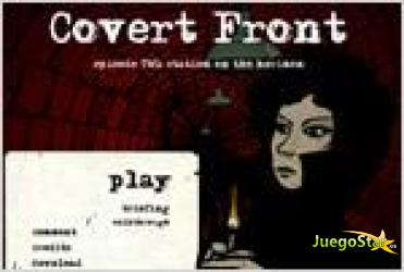 Juego  covert front 2 frente cubierto 2