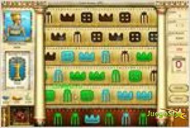Juego  mysteries of horus los misterios de orus
