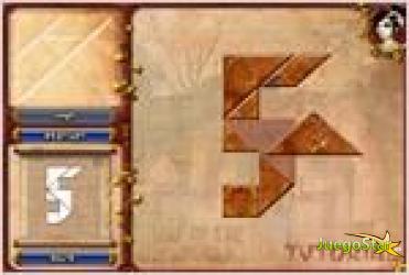 Juego  way of the tangram el camino del tangram