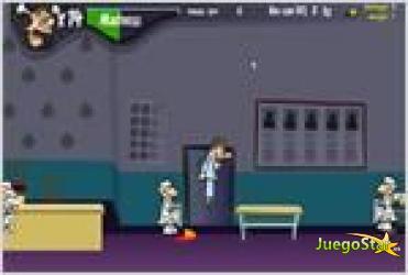 Juego clinic escape escape del manicomio