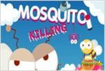 Juego  mosquito killing matar mosquitos