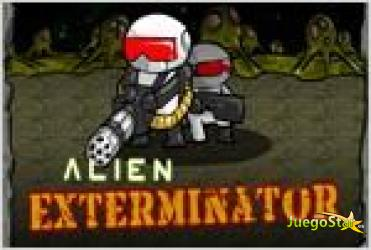 Juego  alien exterminator exterminador de extraterrestres