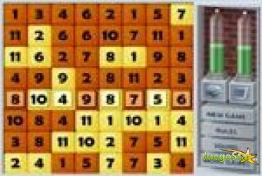 Juego  mad numbers locos numeros