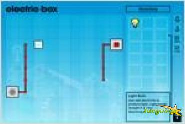 Juego  electric box cuadro electrico