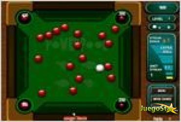Juego  powerpool 2 juego de billar 2