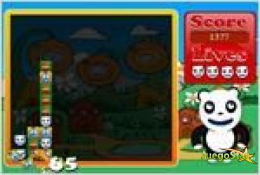Juego  bobblox puzzle de animales