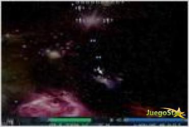 Juego  galagian guerra espacial