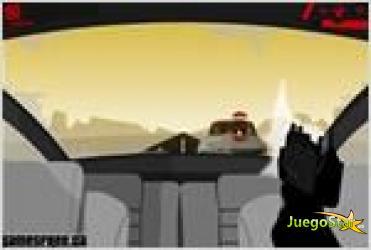 Juego vinnies rampage desert road la venganza de vinnie el camino desierto