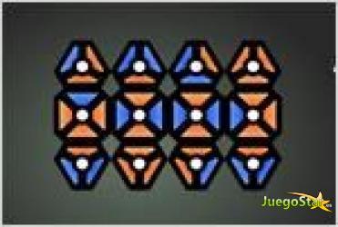 Juego  chroma circuit circuito de colores