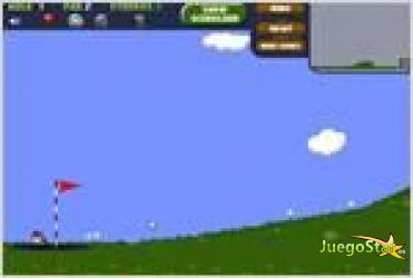 Juego  powergolf super golf