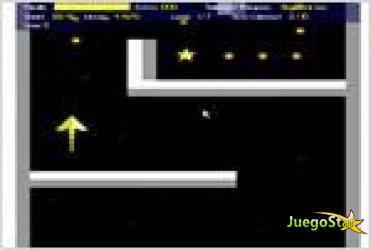 Juego  astro chaser astronave