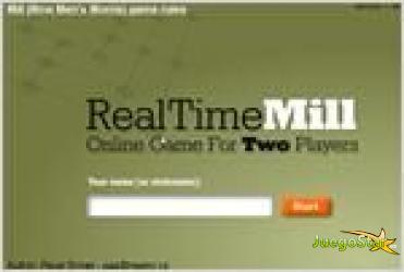 Juego realtime mill ingenio en tiempo real