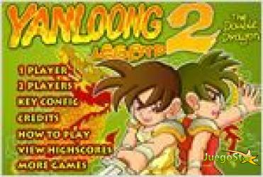 Juego yan loong legend 2 the double dragon yan loong leyenda 2 el doble dragon