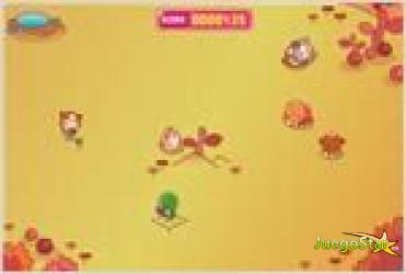 Juego small ball war guerra de pequeñas bolas