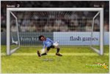Juego  ragdoll goalkeeper portero ragdoll