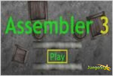 Juego  assembler 3 ensamblador 3