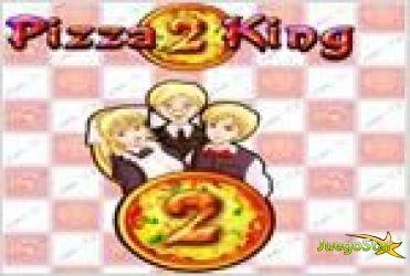 Juego  pizza king 2 rey de la pizza 2