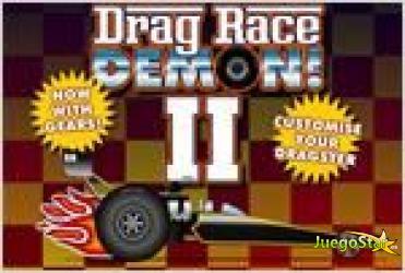 Juego  drag race demon 2 juego de carreras de coches