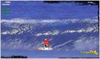 Juego  surf surfea un rato