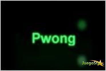 Juego  pwong pelotitas