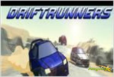 Juego drift runners corredor de coches