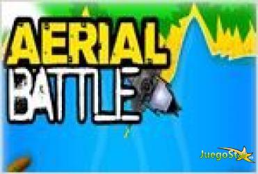 Juego aerial battle batalla aerea