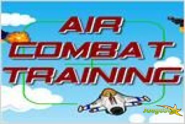 Juego air combat training entrenamiento de combate aereo