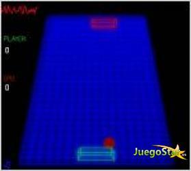 Juego  3d pin pong