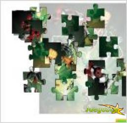 Juego  ben 10 puzzle