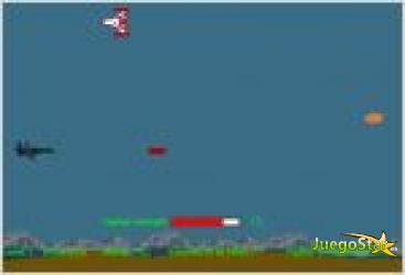 Juego ataque aereo