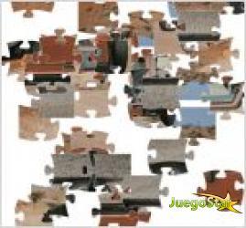 Juego  hummer puzzle