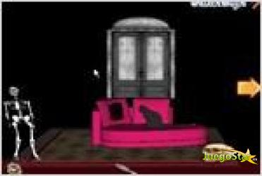 Juego  ghosts and escape halloween escape en halloween
