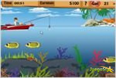 Juego  fishing pro pesca profesional