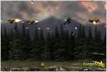 Juego redriot (cea) vuelo de la muerte