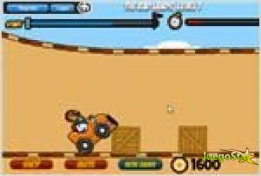 Juego  smash and dash super carrera