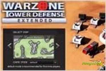 Juego warzone tower defense extended torres de defensa