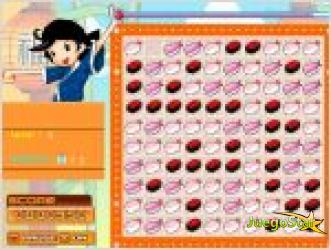 cocinera shushi