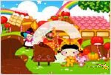 Juego little lilly and chocolate la pequeña lilly