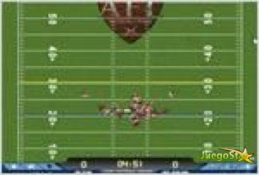Juego  axis football league futbol americano