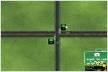 Juego i love traffic amo el trafico