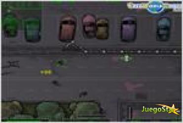 Juego  zombie man 2 hombre zombie 2