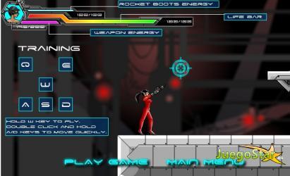 Juego  cyborgs robots
