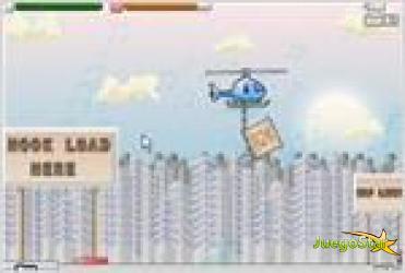 Juego  hfleet flete aereo