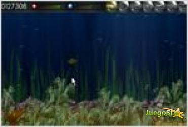 Juego iafish el pez mas pequeño
