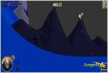 Juego  the flood runner 2 la carrera sobre la ola 2
