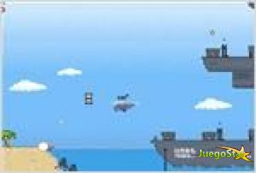 Juego helicopter  the game el helicoptero